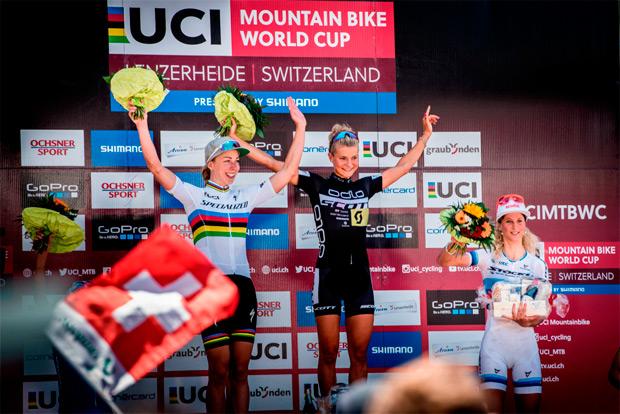 Copa del Mundo UCI XCO 2016: Resumen de la cuarta ronda disputada en Lenzerheide (Suiza)