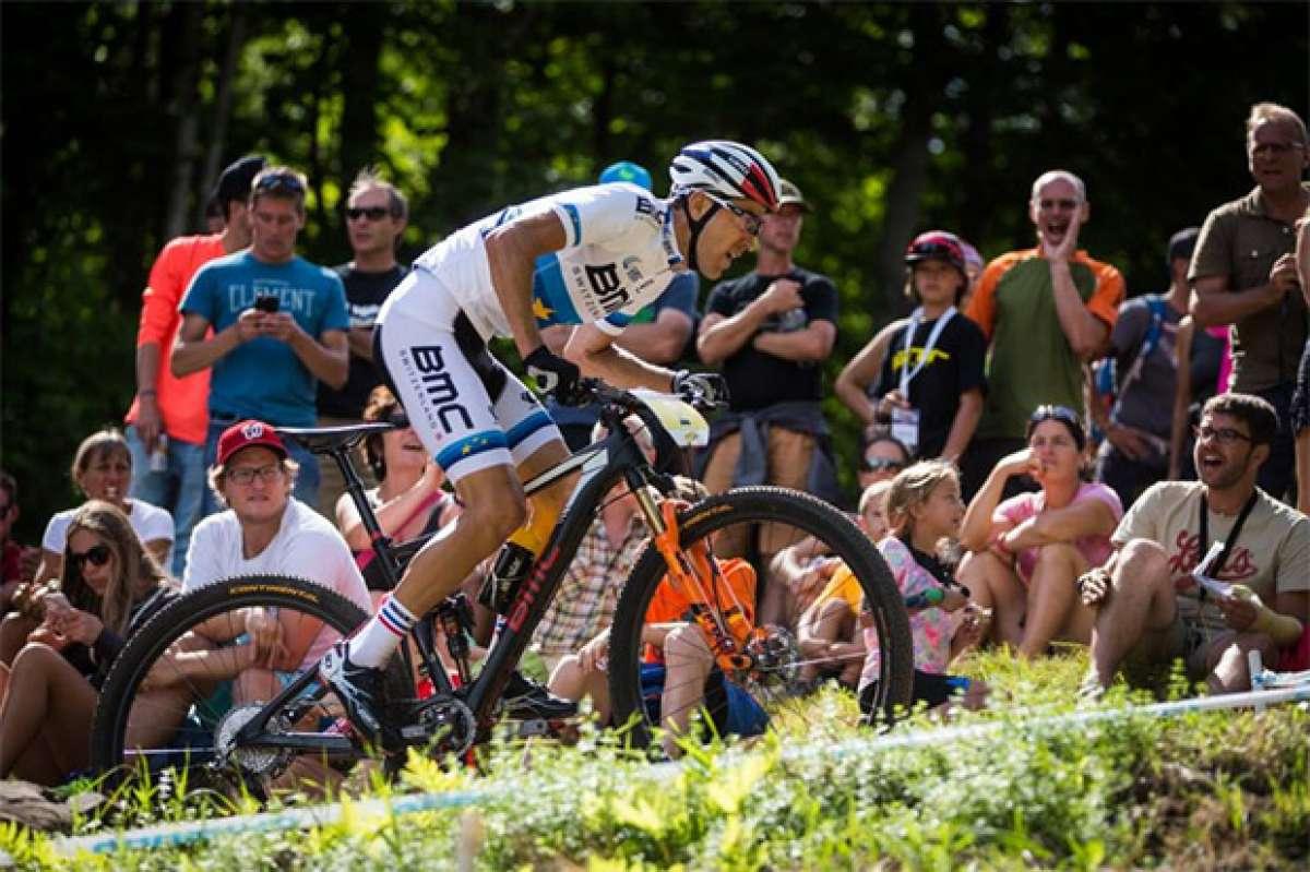 Copa del Mundo UCI XCO 2016: Resumen de la quinta ronda disputada en Mont-Sainte-Anne (Canadá)