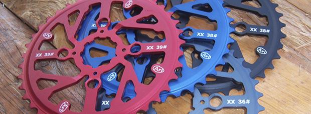 Nuevos piñones Ari de 36, 38 y 39 dientes para el cassette SRAM XX de 10 velocidades