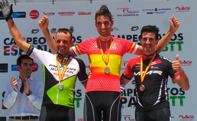 David Valero, José Antonio Hermida y Carlos Coloma, los tres españoles confirmados para Río de Janeiro