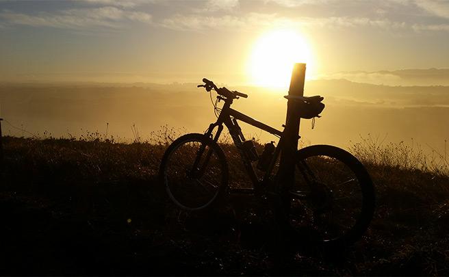 La foto del día en TodoMountainBike: 'Costa Quebrada (Cantabria)'
