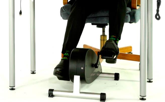 Cycli, un rodillo de 'escritorio' para competir con personas de cualquier lugar del mundo