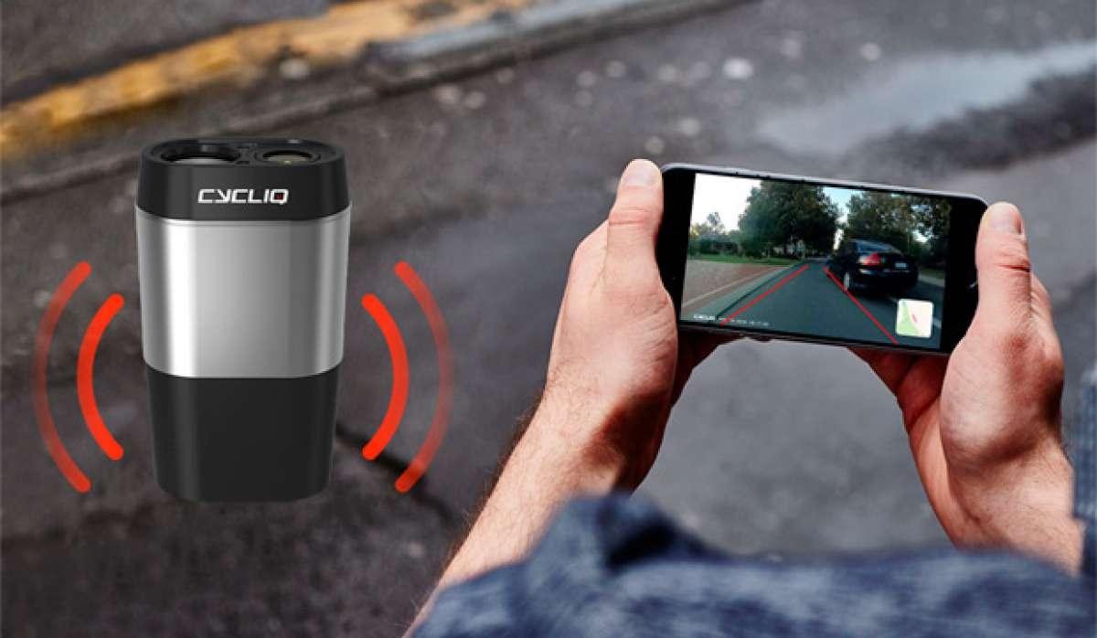 """Cycliq Fly12, una cámara de acción diseñada para """"cazar"""" conductores imprudentes"""
