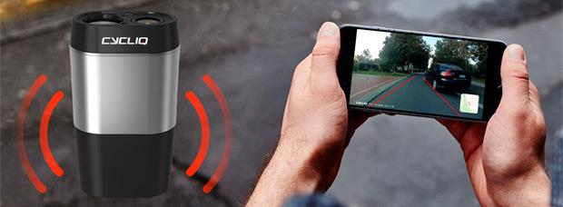 Cycliq Fly12, una cámara de acción diseñada para 'cazar' conductores imprudentes