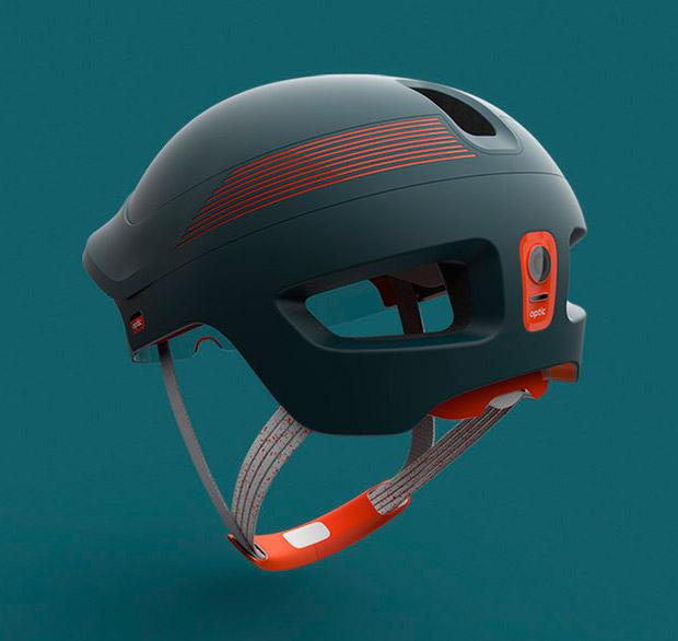 En TodoMountainBike: DCA Optic, un casco con visor HUD y cámara integrada que mejora la seguridad de los ciclistas