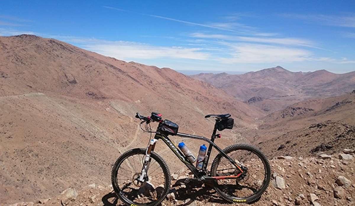"""La foto del día en TodoMountainBike: """"Desierto de Atacama"""""""