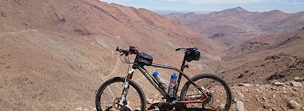 La foto del día en TodoMountainBike: 'Desierto de Atacama'