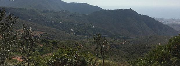 La foto del día en TodoMountainBike: 'Habitación con vistas'