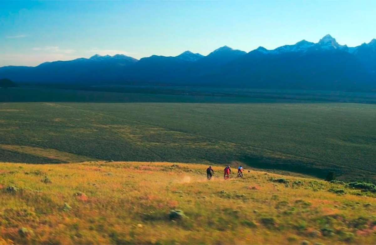 """""""Destination Trail - Wyoming"""", rodando por los mejores senderos del mundo con los pilotos de Specialized"""