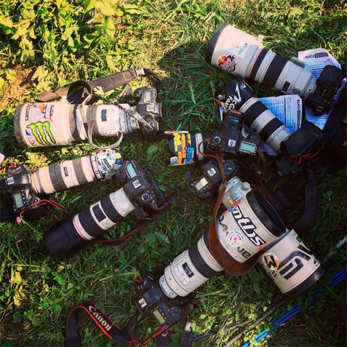 En TodoMountainBike: Un día con Michal Červený, fotógrafo profesional de competiciones UCI MTB