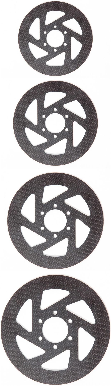 En TodoMountainBike: Alpha RS, los discos de freno de carbono más ligeros del mercado
