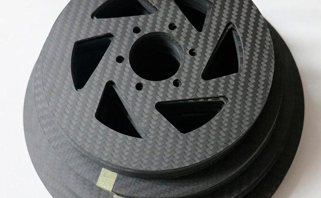 Alpha RS, los discos de freno de carbono más ligeros del mercado
