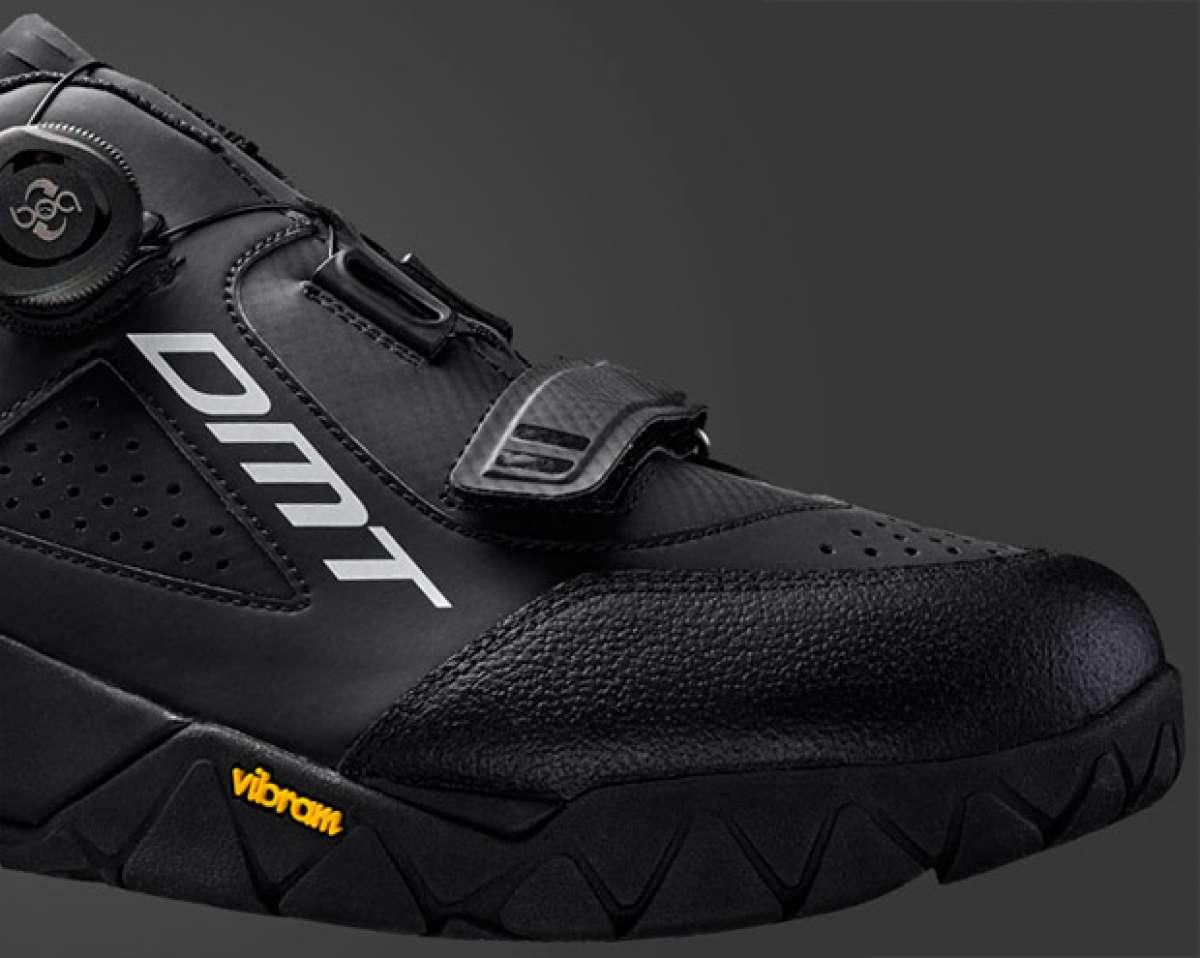 DMT E1, las nuevas zapatillas de la firma para aficionados al Enduro