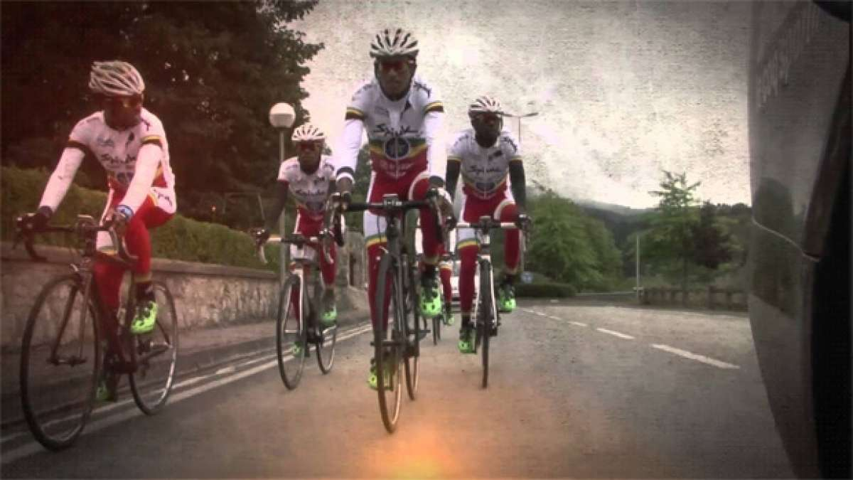 Documental: Ethiopia Cycling Academy Ner Group 2015