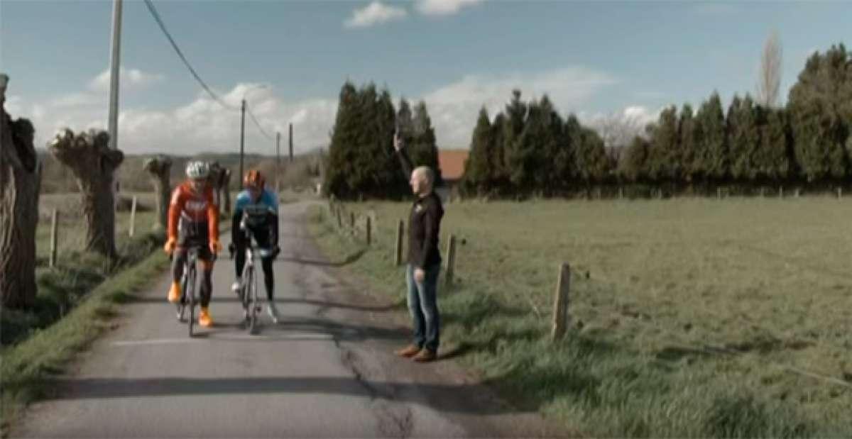 """¿Puede un ciclista aficionado rodar más rápido que un profesional con una bicicleta """"dopada"""" tecnológicamente?"""