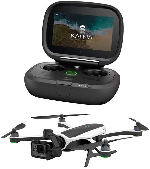 En TodoMountainBike: El dron Karma de GoPro, retirado del mercado hasta nuevo aviso