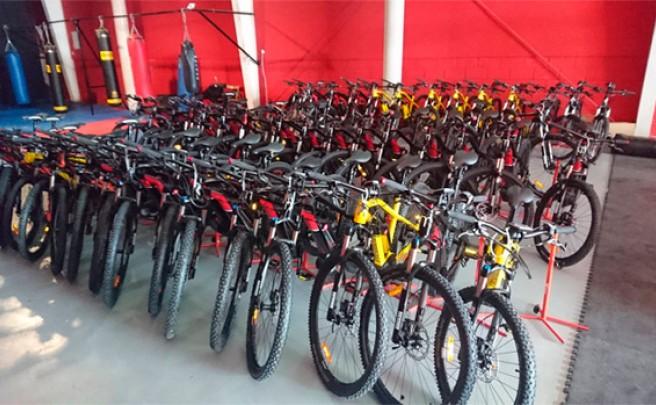 Experiencias Eco Motorbike, el primer servicio de alquiler de bicicletas eléctricas de montaña de alto rendimiento por la Sierra de Madrid