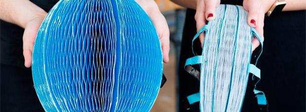 EcoHelmet, el casco para ciclistas fabricado en papel ganador del Premio James Dyson 2016
