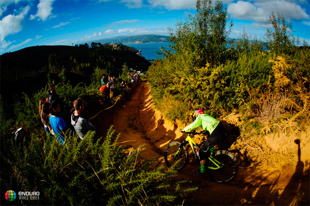 Enduro World Series 2016: Resumen de la primera ronda (Chile)