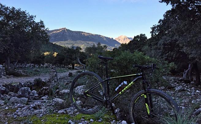 La foto del día en TodoMountainBike: 'Desde Escorca, Mallorca'