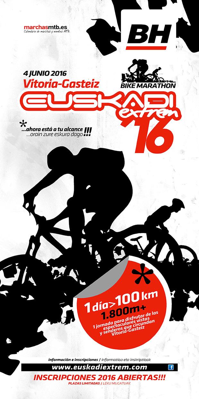 La EUSKADIextrem-BH 2016, ahora con un programa turístico para los acompañantes de los corredores