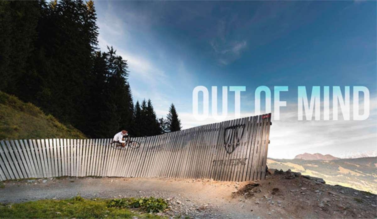 Fabio Wibmer + Una bicicleta de paseo + El Bike Park de Saalbach = Mountain Bike épico
