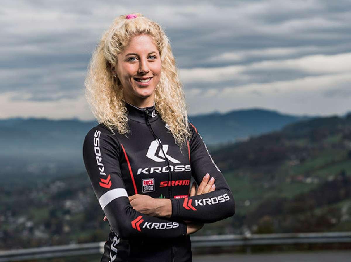 En TodoMountainBike: La suiza Jolanda Neff, a las filas del KROSS Racing Team