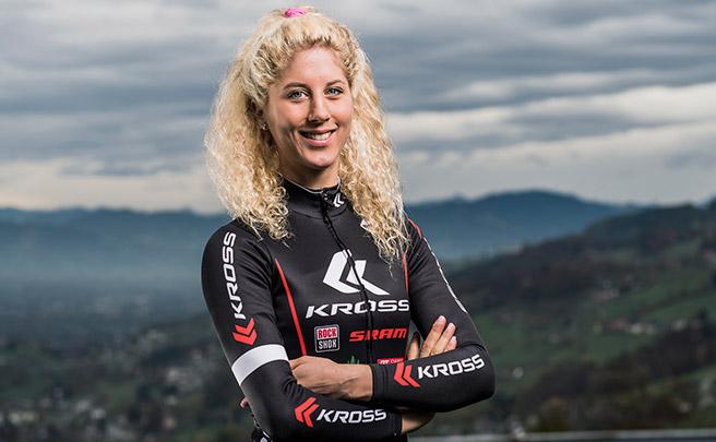 La suiza Jolanda Neff, a las filas del KROSS Racing Team