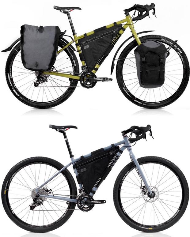 Finna Landscape, una bicicleta diseñada para hacer frente a largas distancias