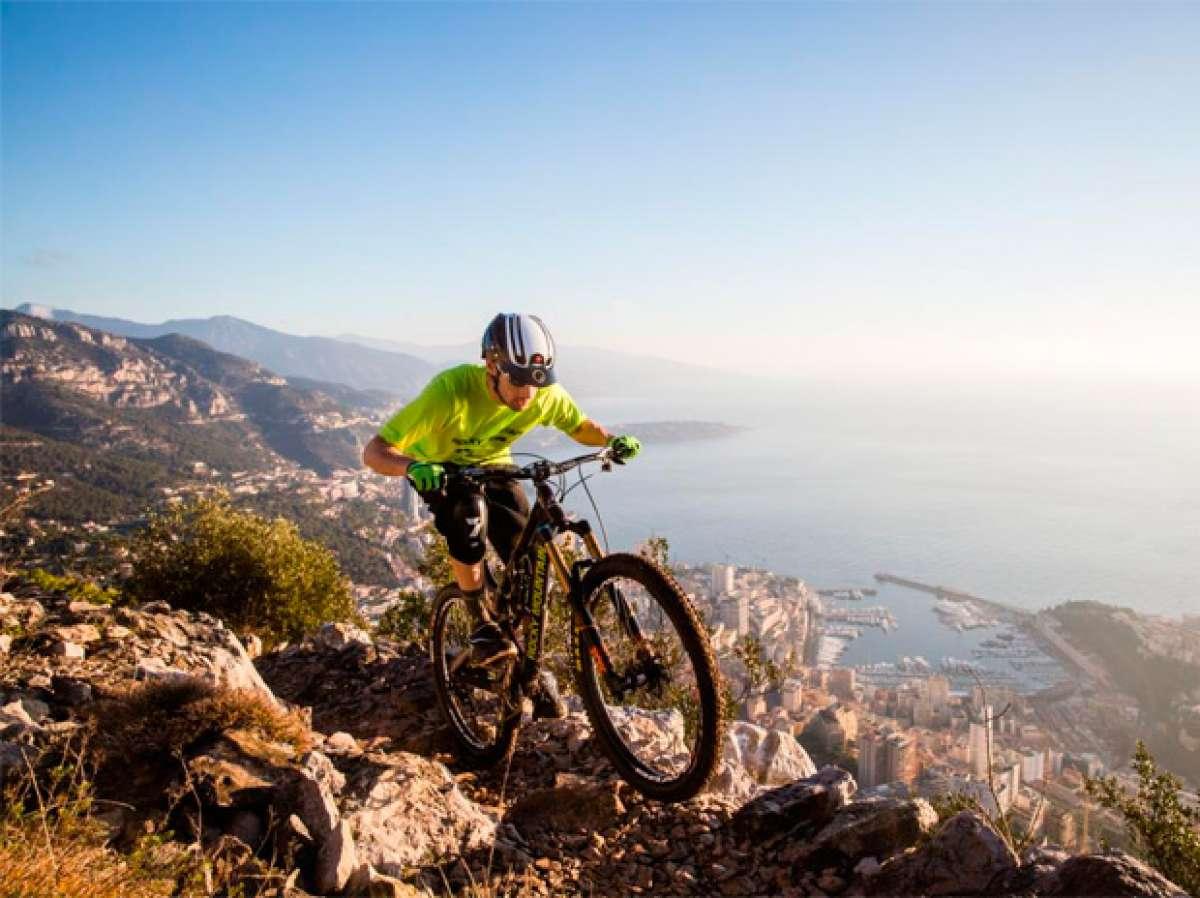 Florian Nicolaï y la Rocky Mountain Altitude Rally Edition... en acción