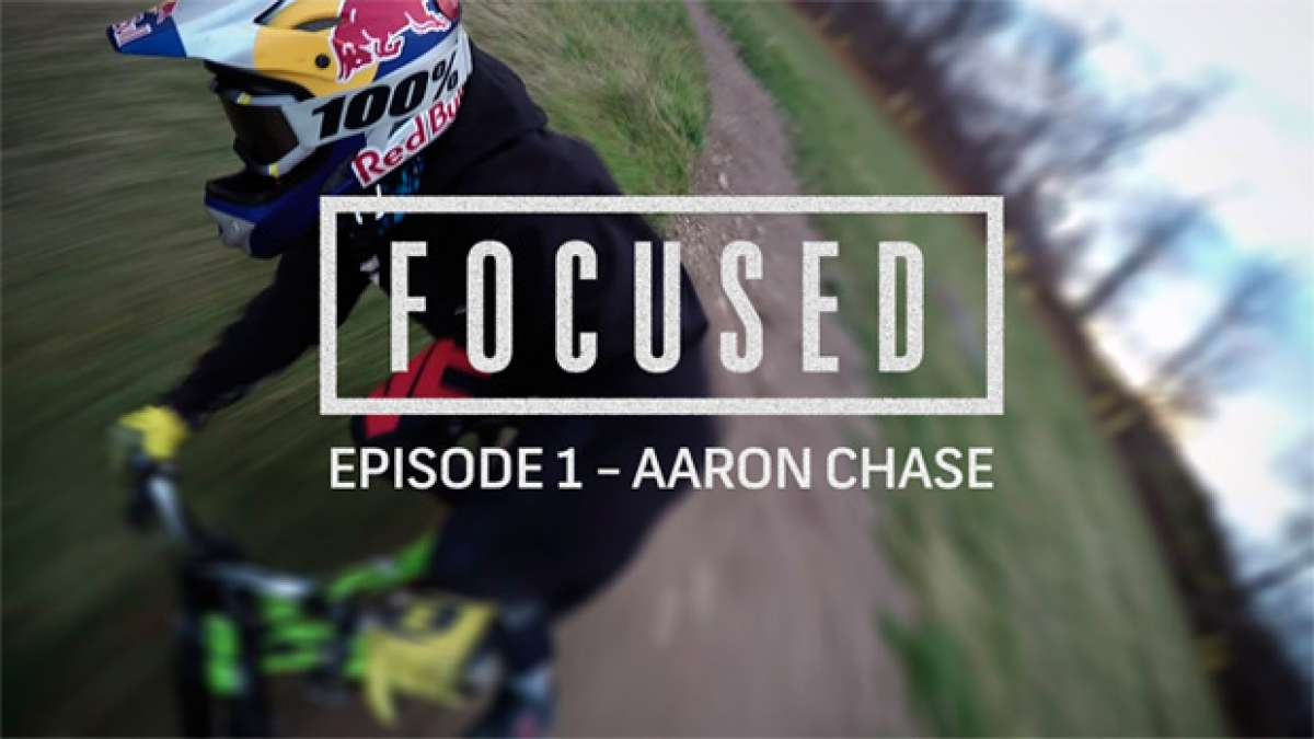 """Focused- Episodio 1"", conociendo de cerca a Aaron Chase"