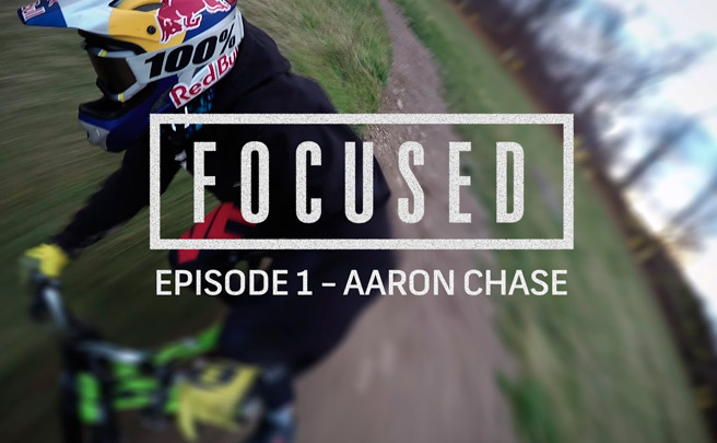 'Focused- Episodio 1', conociendo de cerca a Aaron Chase