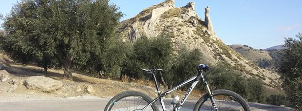 La foto del día en TodoMountainBike: 'Fraile de Beas de Granada'