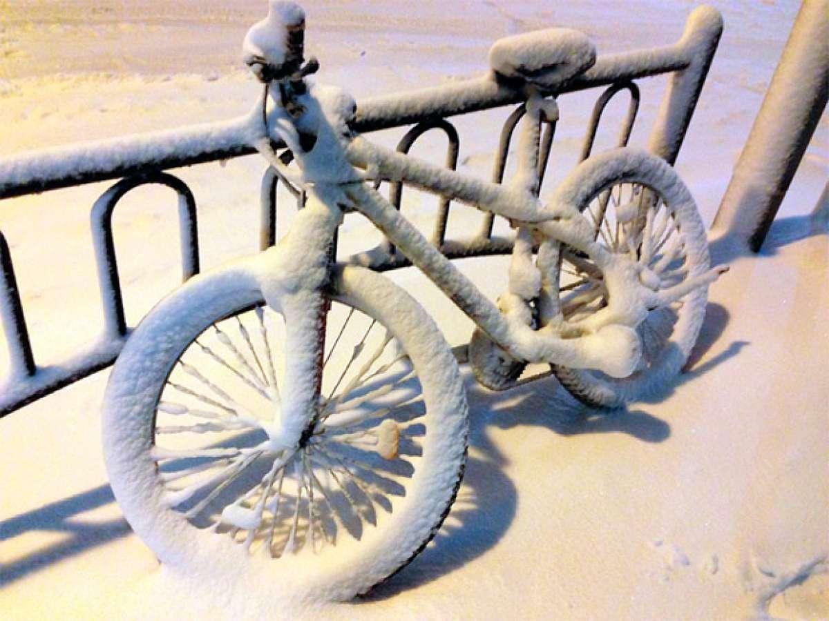 En TodoMountainBike: El invierno, la época ideal para quemar más calorías sobre la bicicleta