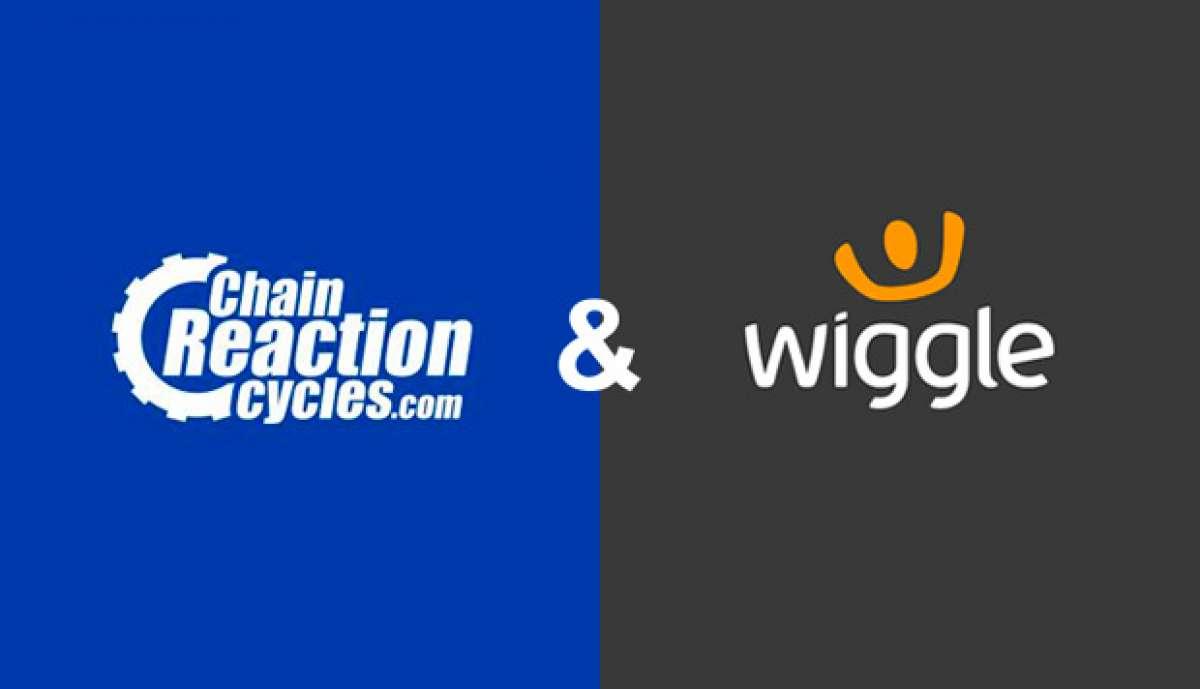 Un nuevo gigante de las ventas online: Wiggle y Chain Reaction Cycles se fusionan