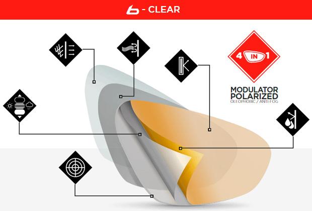 Bollé Aeromax, las nuevas gafas para ciclistas de la firma francesa
