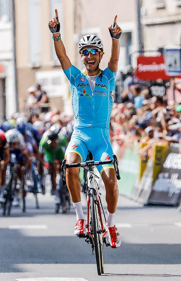 Ya a la venta las Ekoï Perso Evo 4, las gafas utilizadas por Fabio Aru del Team Astana