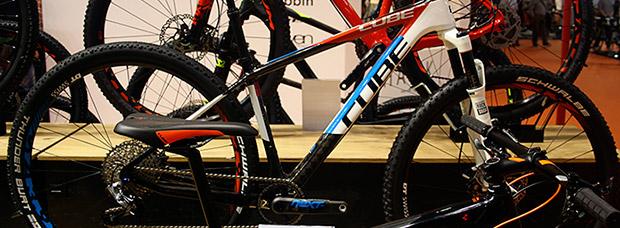 Las mejores imágenes de Unibike 2016: Cube, GT Bicycles, Haibike y Monty