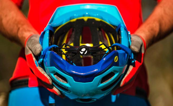 Un nuevo nivel de protección para la gama de cascos Bontrager MIPS