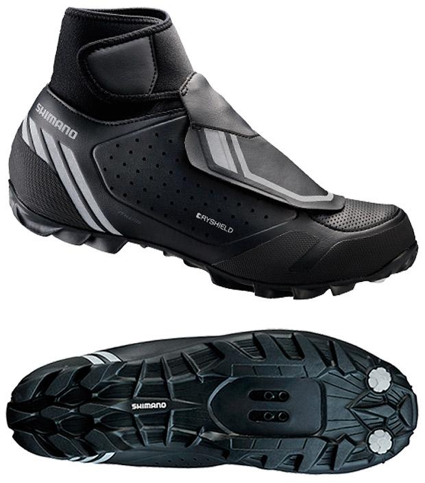 Shimano 2017: Nuevas zapatillas XC7, ME7, ME5 y MW5
