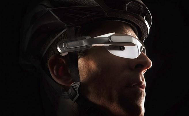 Garmin Varia Vision, un nuevo y futurista dispositivo 'Head-Up' para ciclistas
