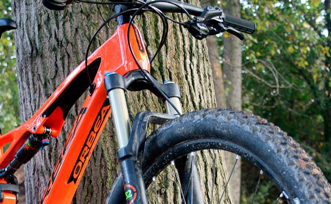 Nociones básicas sobre la geometría de una bicicleta: el offset y trail de la horquilla