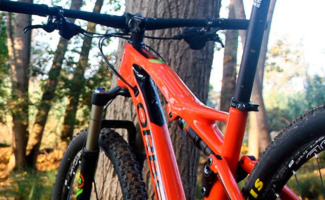 Nociones básicas sobre la geometría de una bicicleta: el Stack