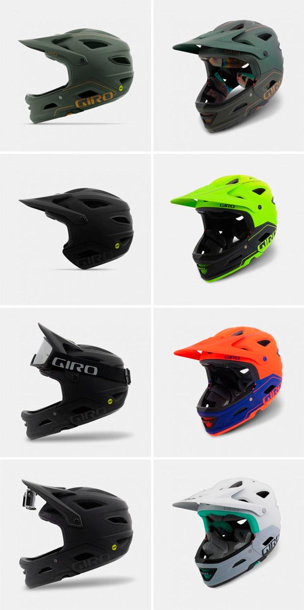 En TodoMountainBike: Giro Switchblade MIPS, un casco homologado para DH con mentonera desmontable