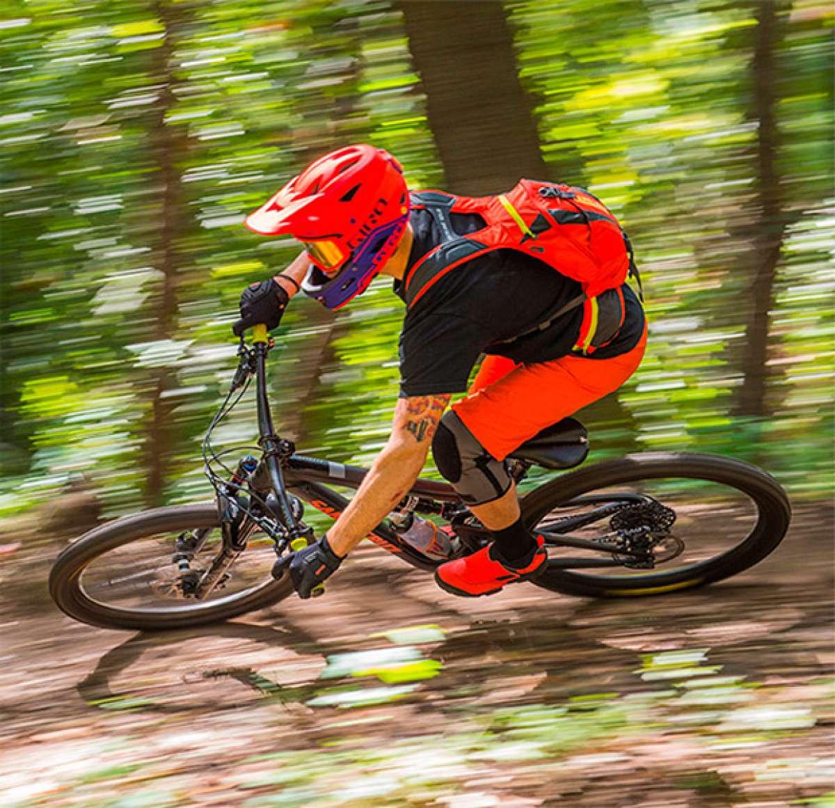 Giro Switchblade MIPS, un casco homologado para DH con mentonera desmontable