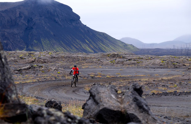 Glacier 360, la primera prueba por etapas para bicicletas de montaña disputada en Islandia