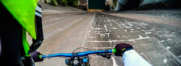 Las mejores imágenes del concurso GoPro: Best Line Bike 2015