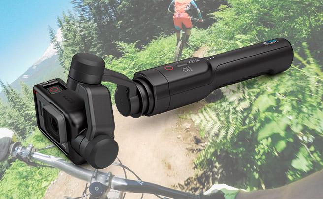 El estabilizador Karma Grip de GoPro, ya a la venta
