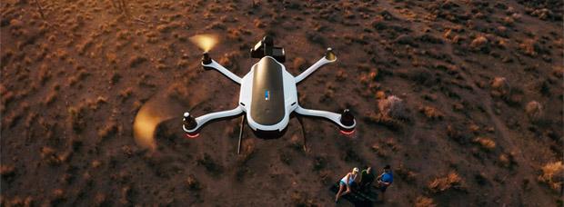 El dron Karma de GoPro, retirado del mercado hasta nuevo aviso