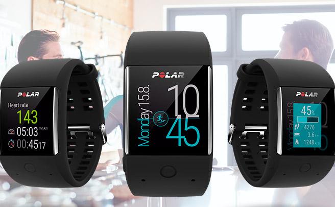 El nuevo GPS Sport Smartwatch Polar M600, ya disponible en tiendas